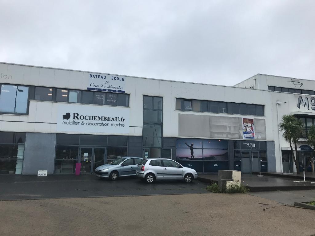 Bureaux Brest 85 m2