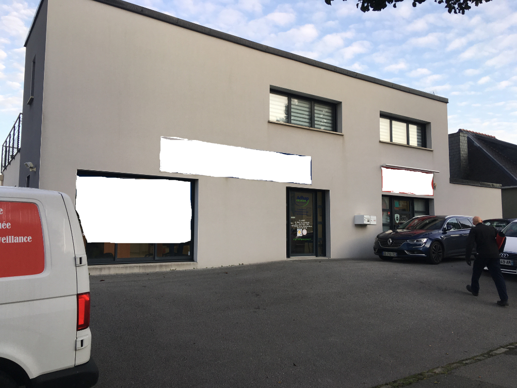Locaux commerciaux Brest 170 m2  Bd Montaigne
