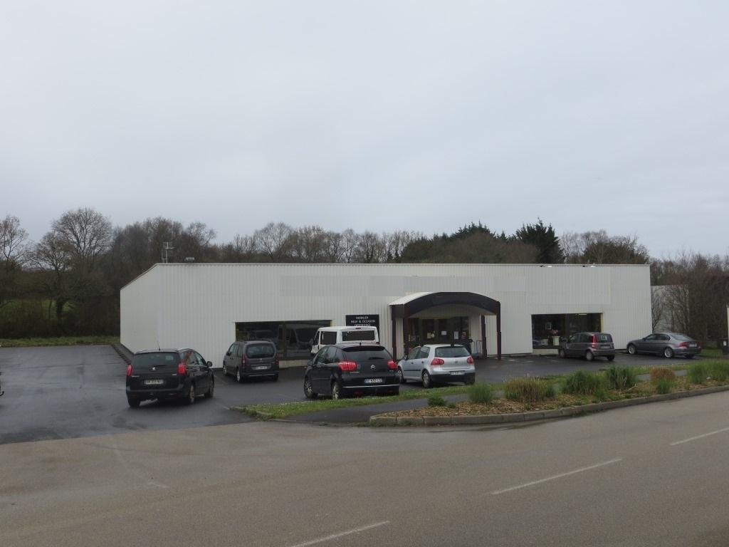 A louer Local commercial Saint Martin Des Champs 1126 m2
