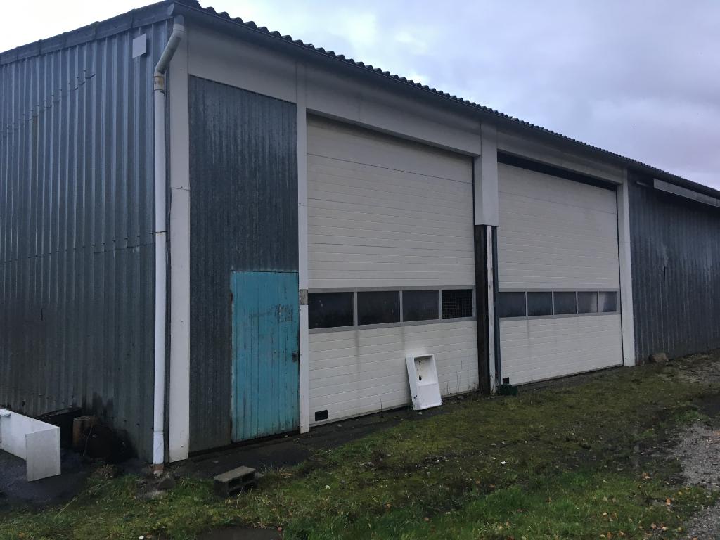 Entrepôt / local industriel Gouezec 1080 m2