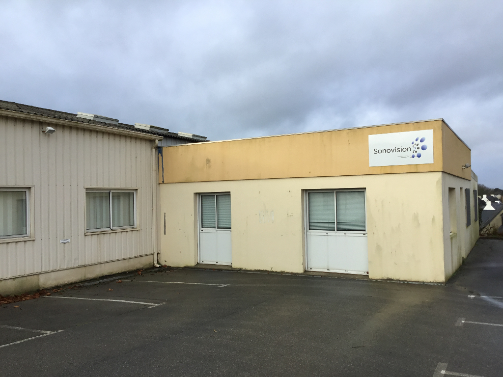 Brest A louer  un plateau  de bureaux de 532m² environ