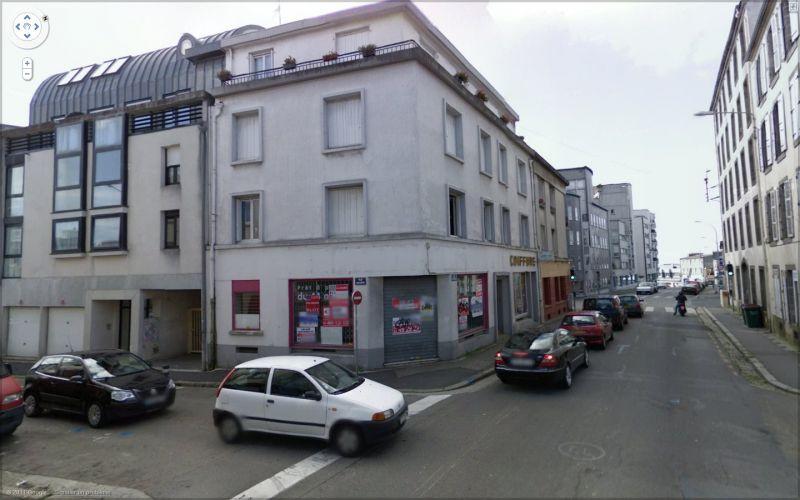 A vendre  Centre ville Brest idéale investiseur local avec locataire en place