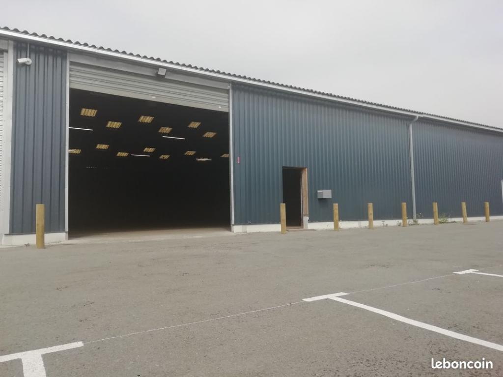 Entrepôt / local industriel Brest Guipavas 450M²