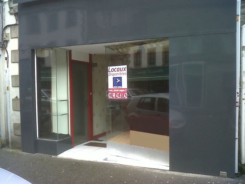local commercial 75 m² Carhaix