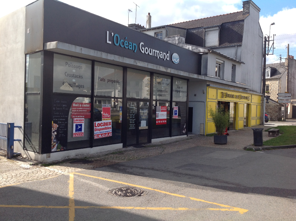 Local commercial Landerneau 53 m2