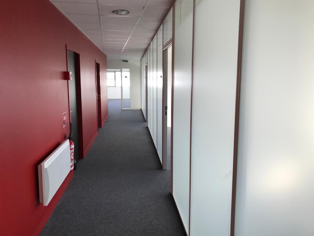 A louer Plateau  de bureaux Brest Kergaradec 1 320 M² Location