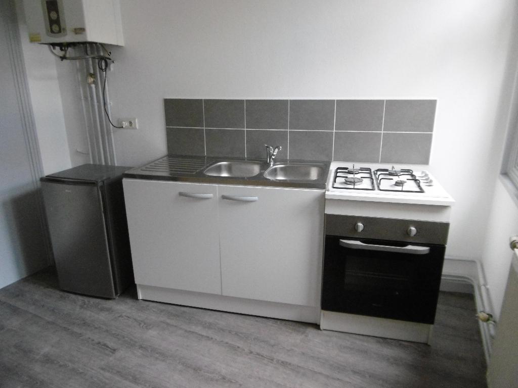 A Louer Pontivy Bretagne Morbihan Appartement de Type 2 de 54,70 m² Bord du Blavet