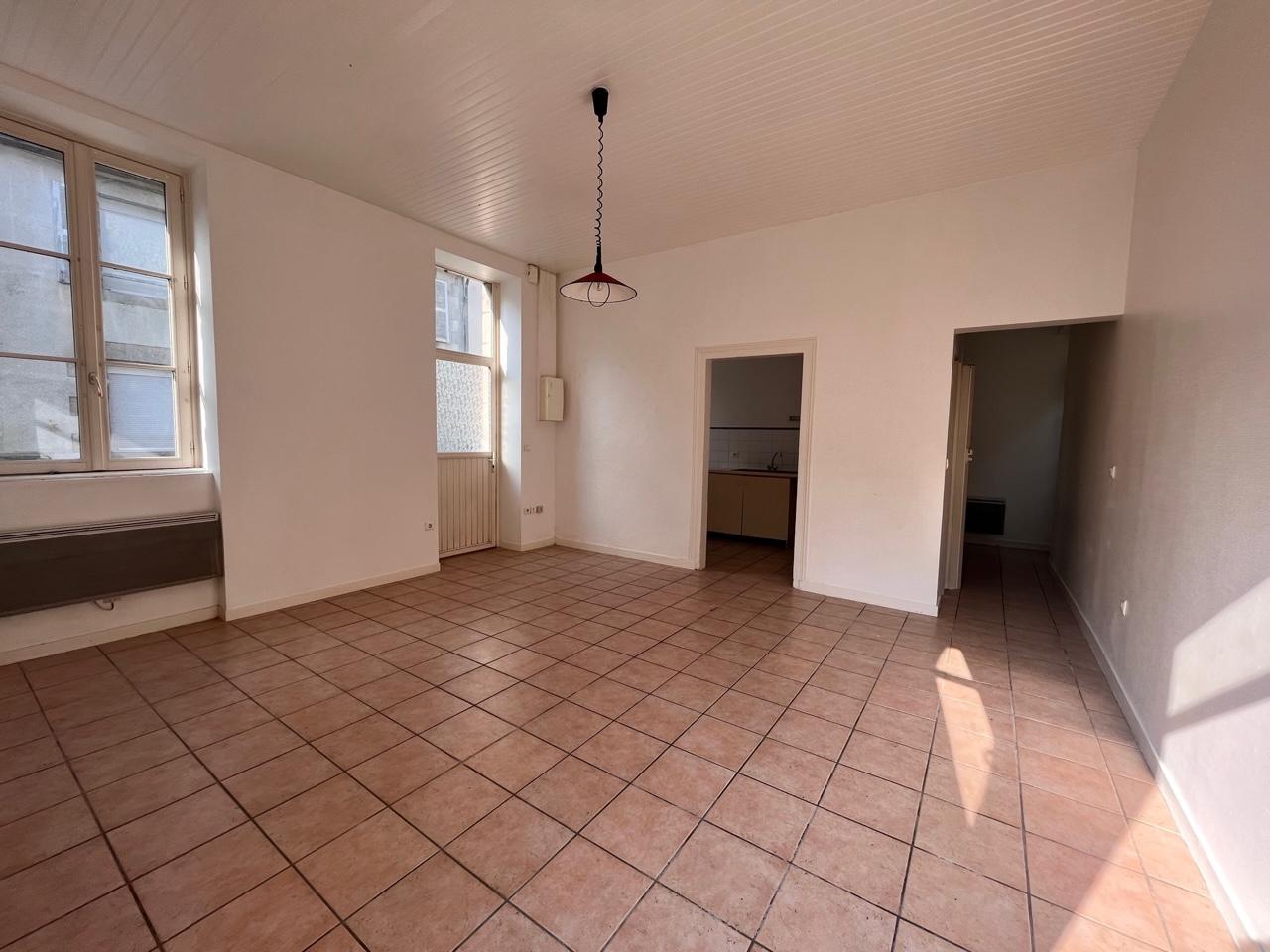 A Louer Pontivy Bretagne Morbihan Centre ville Maison plain pied 1 ch. 50 m²