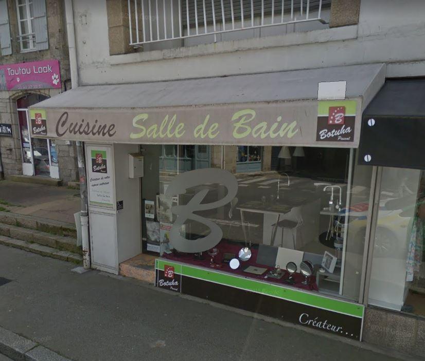 A louer Bretagne Morbihan Pontivy local commercial d'une superficie de 60 m² dans le centre ville
