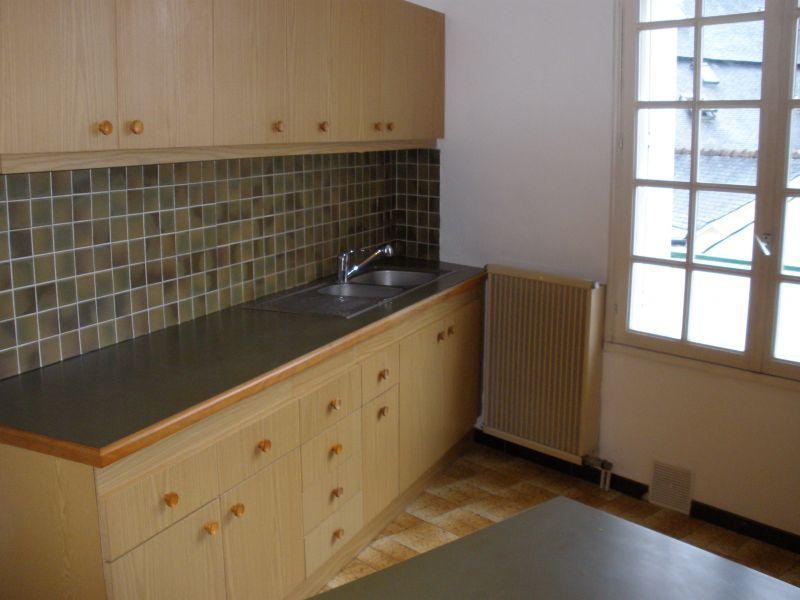 A Louer Pontivy Bretagne Morbihan appartement de type 2 1 chambre superficie 59 m²