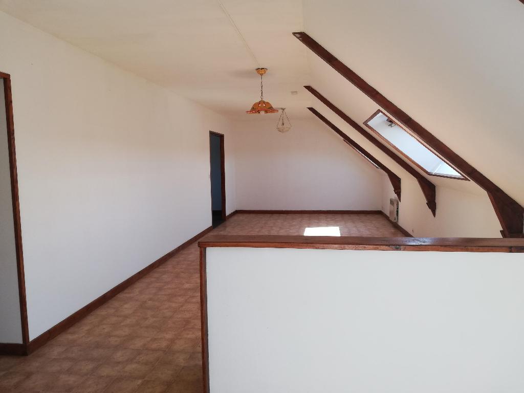 A louer Bretagne Morbihan Melrand Appartement de type 3 deux chambres