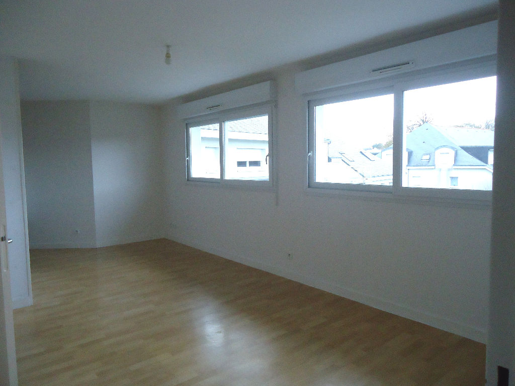 A louer Pontivy Bretagne Morbihan appartement de type 2, 2 pieces, 1 chambre superficie 48 m2