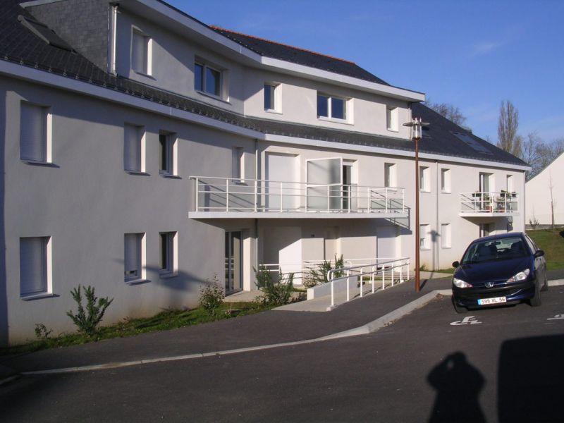A louer Pontivy Bretagne Morbihan appartement 4 pièce(s) 81.35 m2