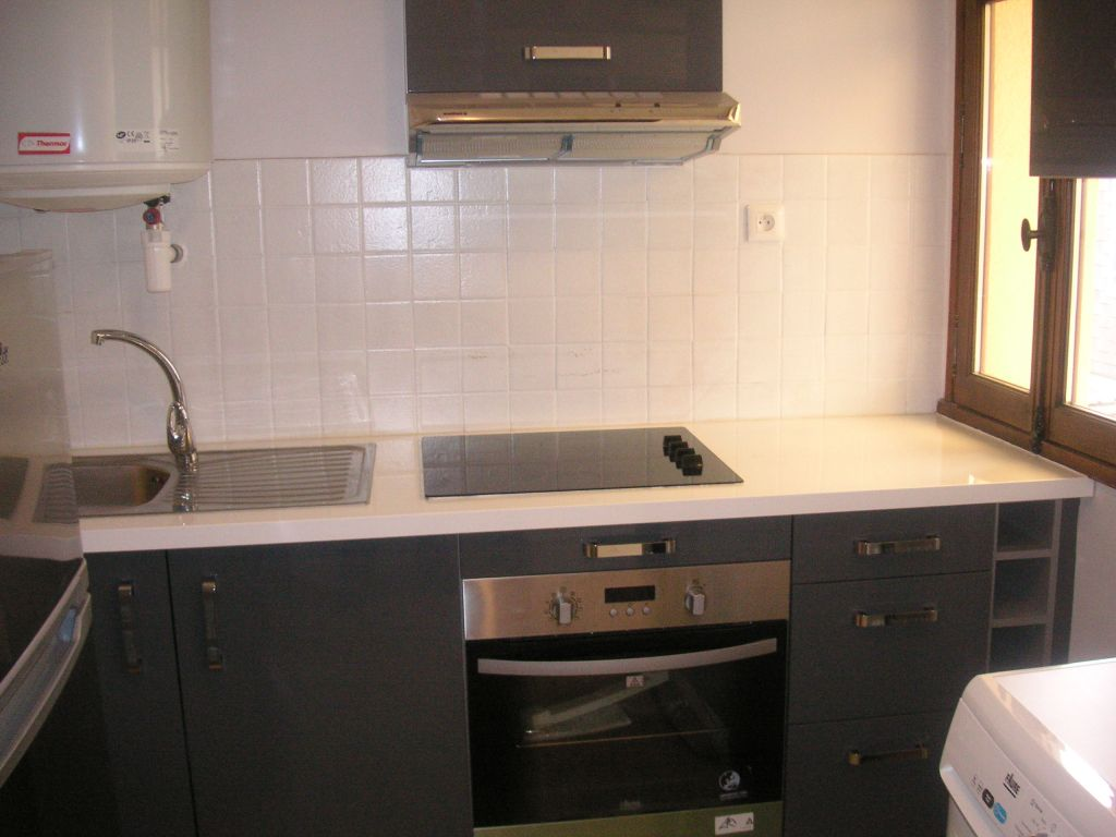 Appartement F2 meublé - 1e étage - Carentan
