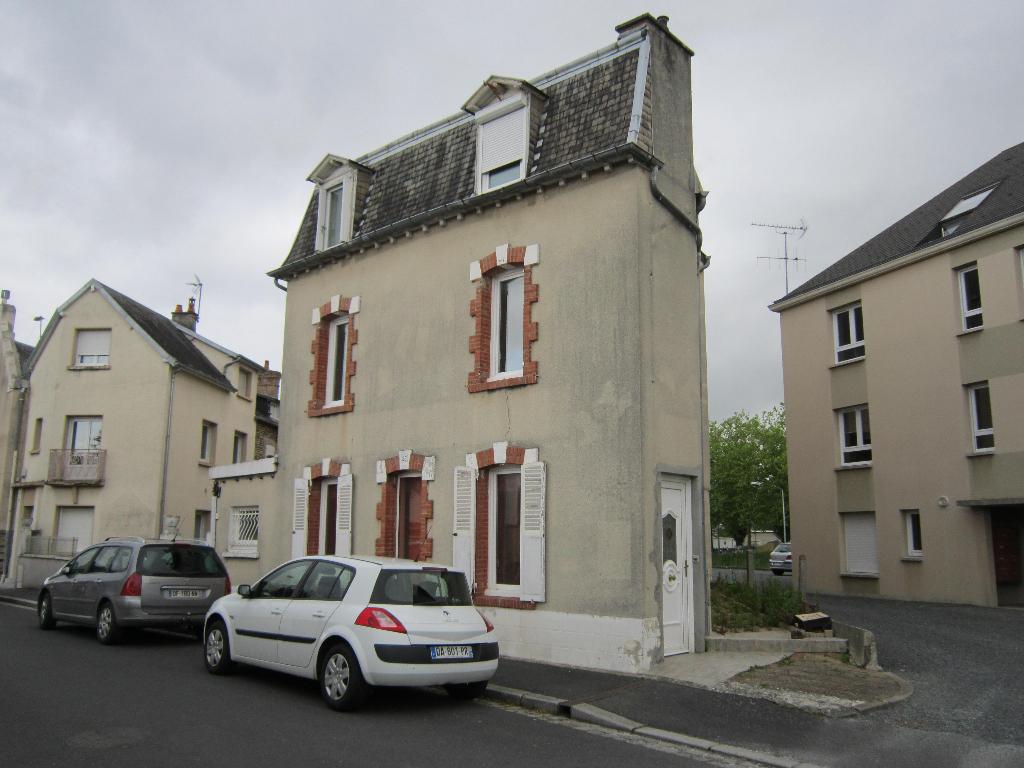 Immobilier saint lo a vendre vente acheter ach maison saint lo 50000 4 pi ce s 70 m2 - Cabinet folliot saint lo ...