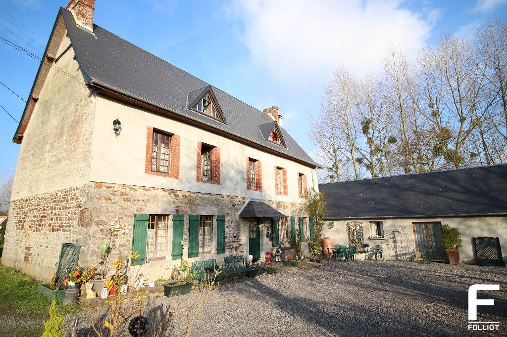 A vendre maison rénovée - Cérences - 50510 - Achat