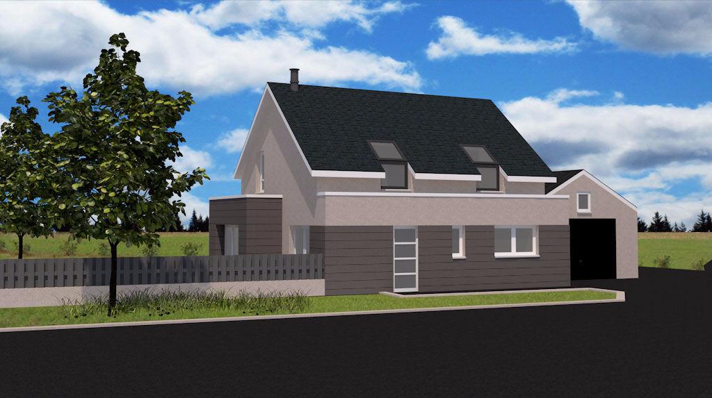 immobilier yquelon a vendre vente acheter ach maison yquelon 50400 5 pi ce s 114 m2. Black Bedroom Furniture Sets. Home Design Ideas