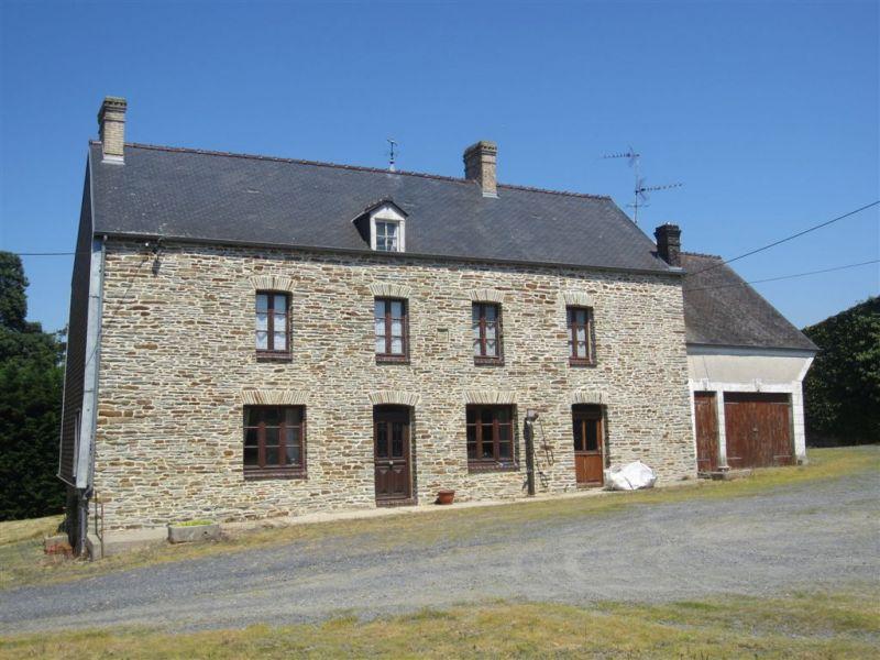 Immobilier cormolain a vendre vente acheter ach maison cormolain 14240 7 pi ce s 140 m2 - Cabinet folliot saint lo ...