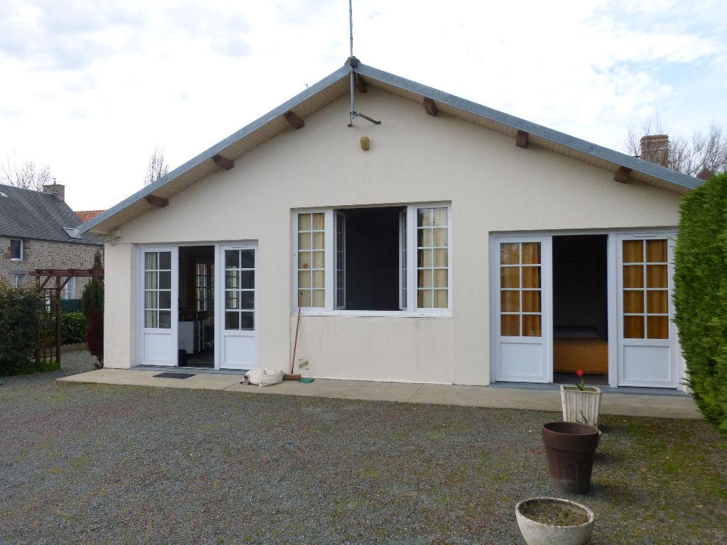 Vente maison gouville sur mer 50560 sur le partenaire for Vente maison gresy sur aix