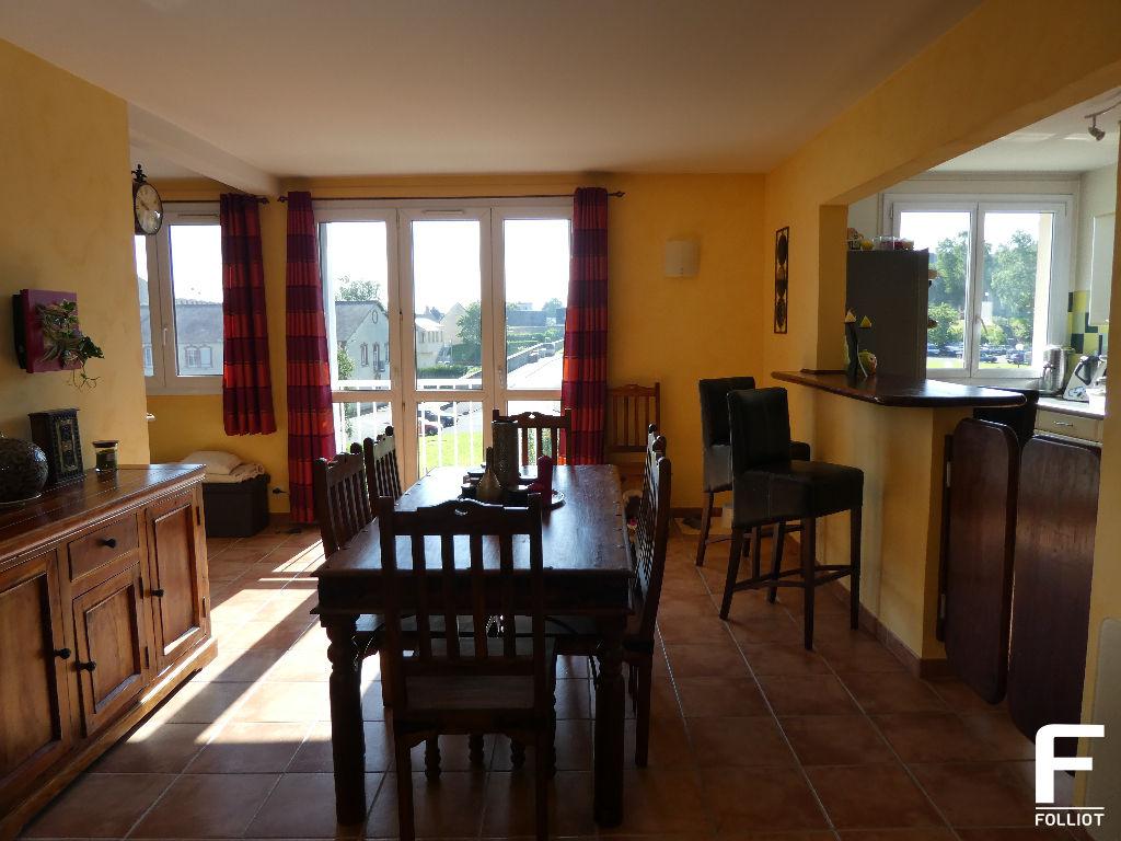Appartement Saint-lo 3 pièce(s) 74.10 m2