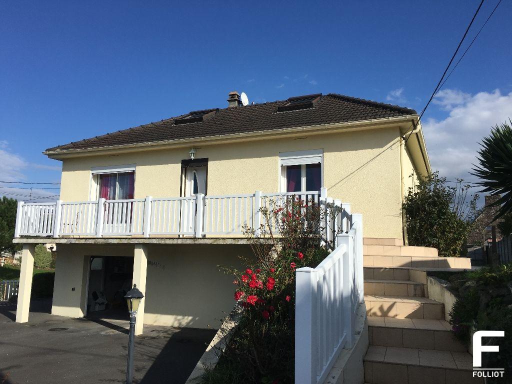 A VENDRE / ACHAT Maison 4 pièces 75m²  SAINT-PLANCHERS 50400