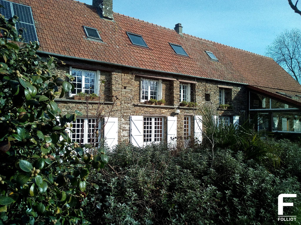 Maison Le Mesnil Garnier 10 pièce(s)
