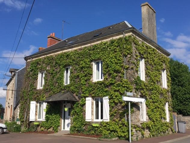 A VENDRE Maison La Lande Sur Drome 5 pièce(s)