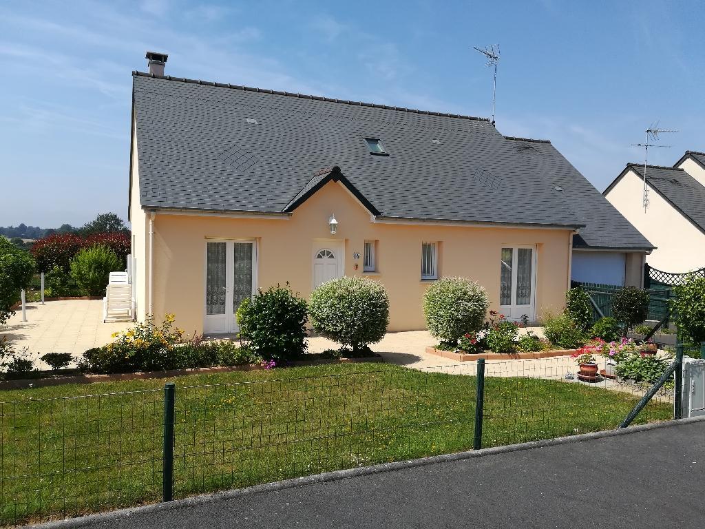Maison La Haye Pesnel 6 pièce(s) 118 m2 50320  A vendre Achat