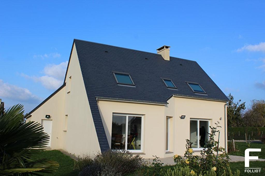 Maison Montchaton 6 pièce(s) 120 m2 A VENDRE 50660