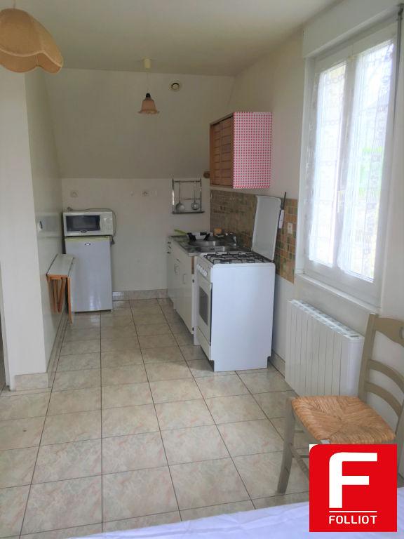 A LOUER - Appartement meublé centre-ville Coutances 1 pièce(s)