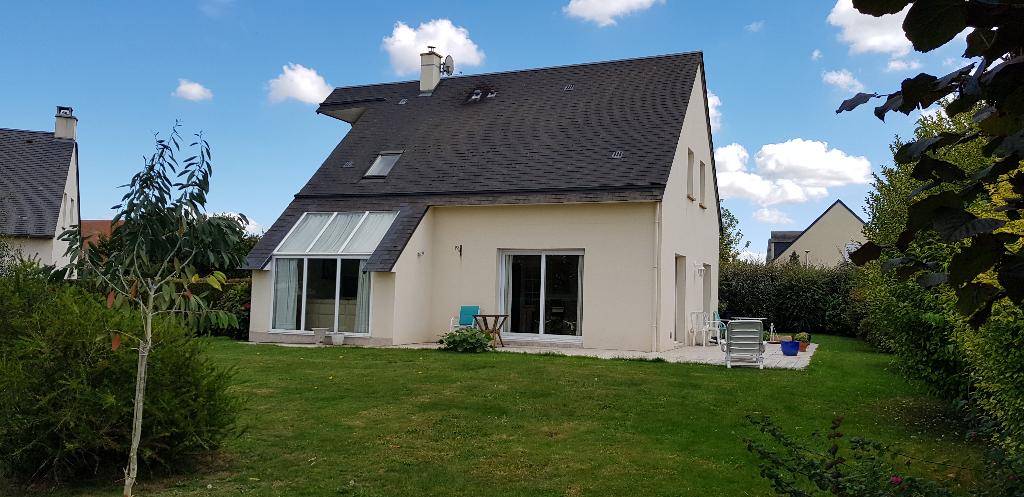 Maison Anguerny 6 pièce(s) 168 m2