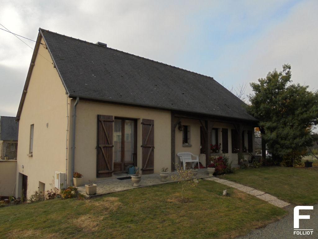 Maison Pontorson 5 pièce(s) 107 m2