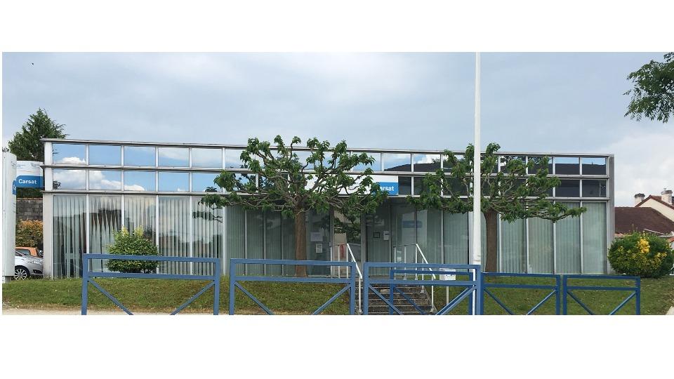 Bureaux 320 m² à louer avec parking à ANGOULEME