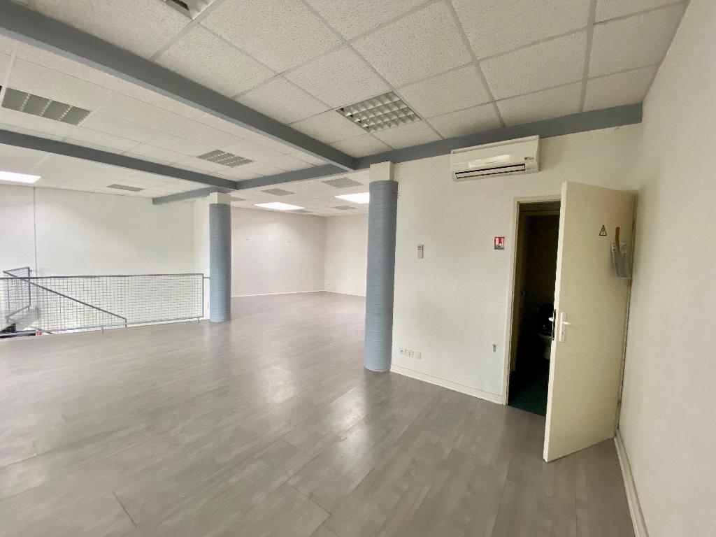 Bureaux ANGOULEME, proximité gare - 100 m2