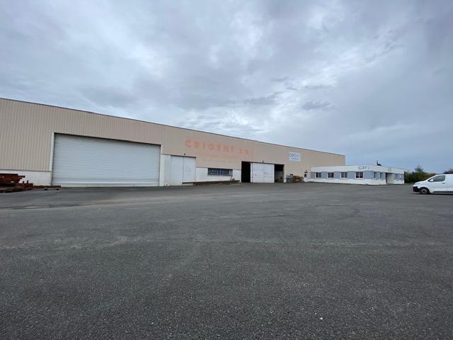 Bâtiment industriel 4340 m²  à vendre à L\'ISLE D\'ESPAGNAC