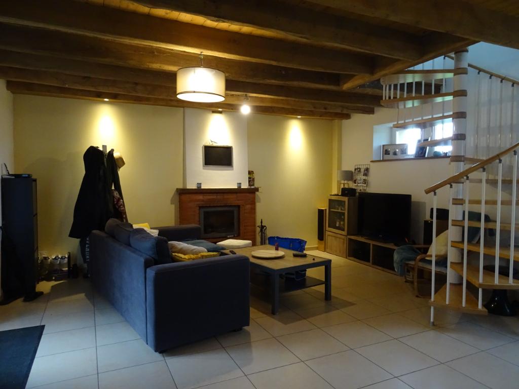 Maison campagne de Combourg-85 m²