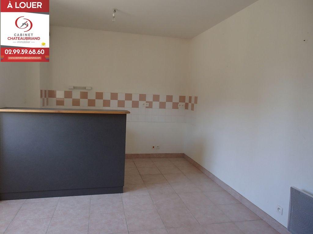 Appartement Mezieres Sur Couesnon 2 pièce(s) 38 m2