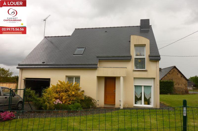 Maison neuve Combourg - 6 pièce(s) - 102.00 m2