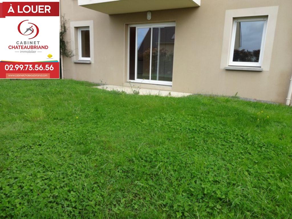 Appartement avec jardin PLESDER - 2 pièce(s) - 45.58 m2