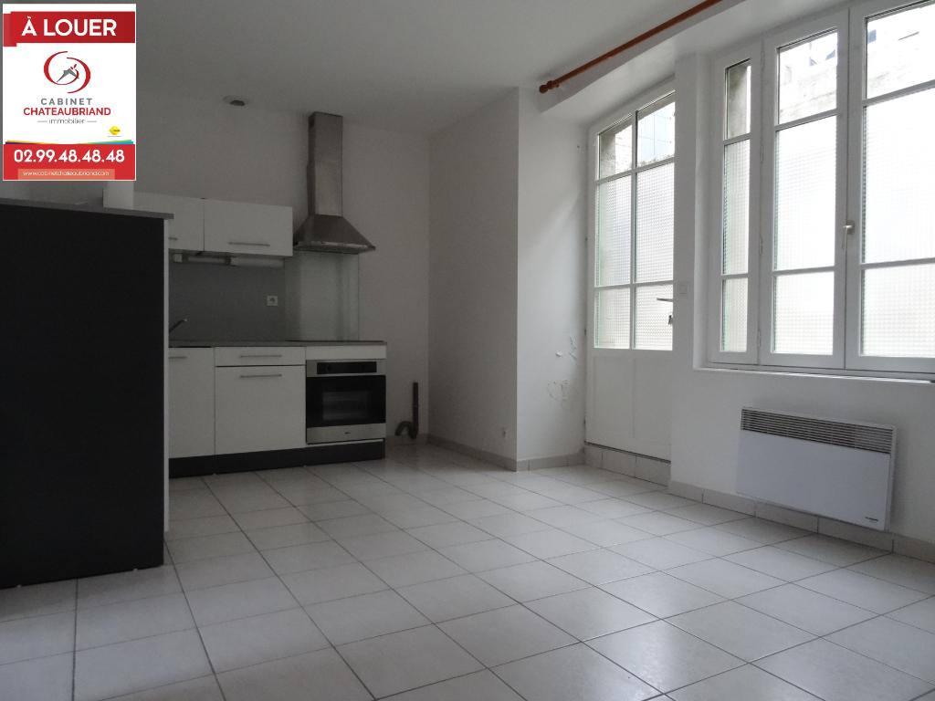 Appartement de type 2 Dol De Bretagne - 35.00 m2