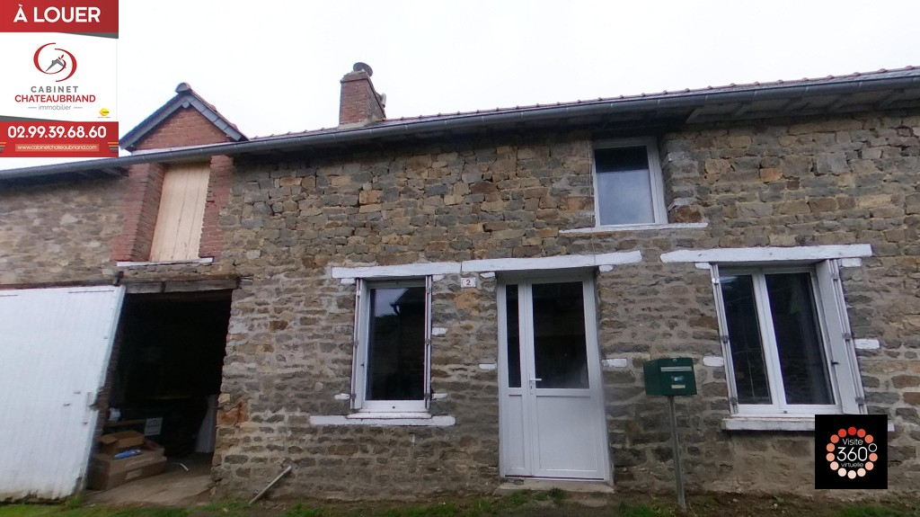 Maison Feins - 4 pièce(s) - 55.00 m2