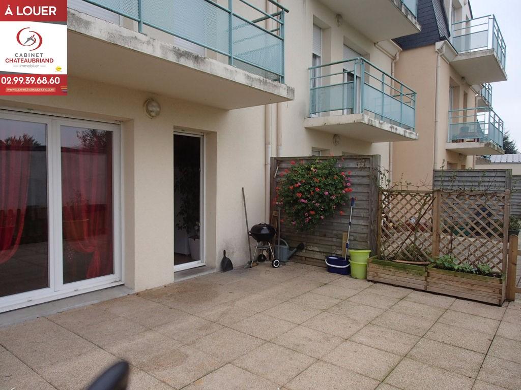 Appartement RDC avec terrasse - 2 chambres