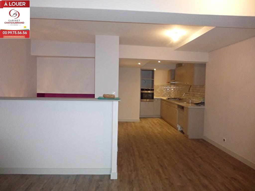 Appartement Combourg 2 pièce(s) 48 m2