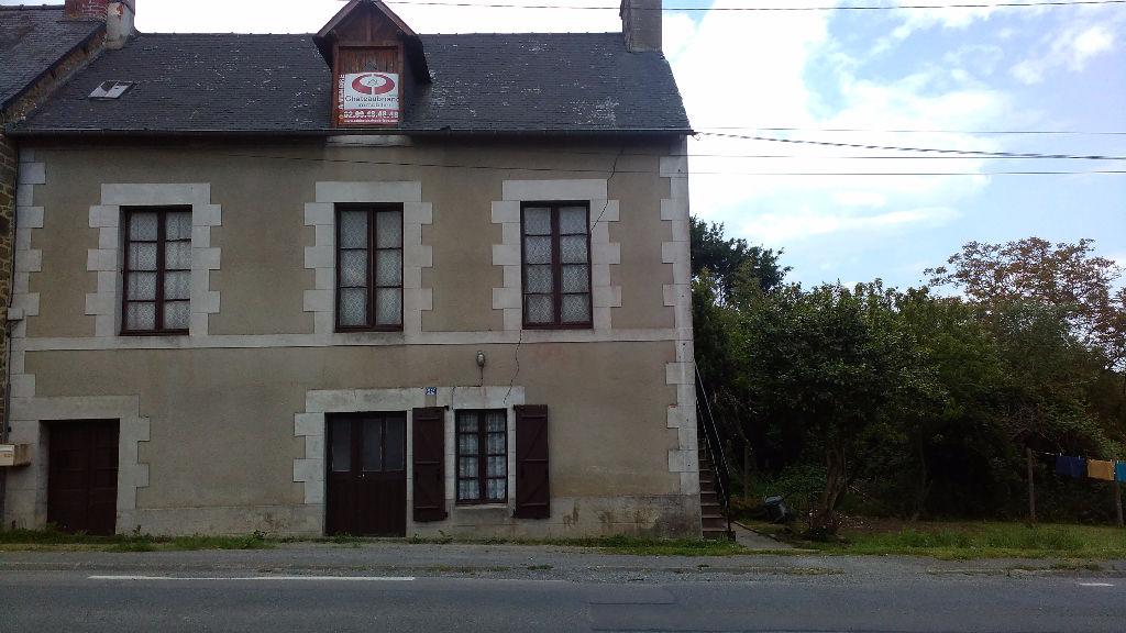 Maison à vendre  Dol De Bretagne 6 pièce(s)