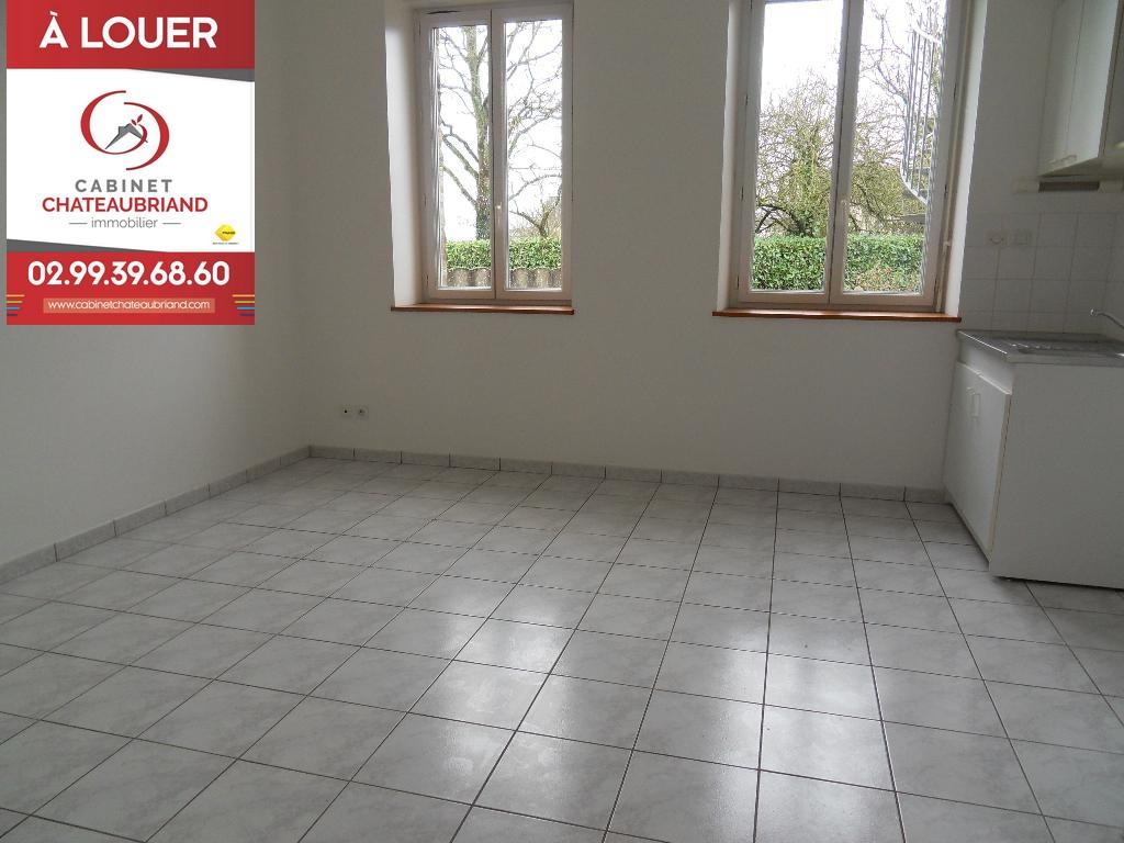 Appartement Saint Aubin D Aubigne T3 - 45m²