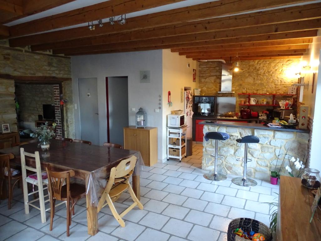 Maison Montreuil Sur Ille 5 pièce(s) 135 m2