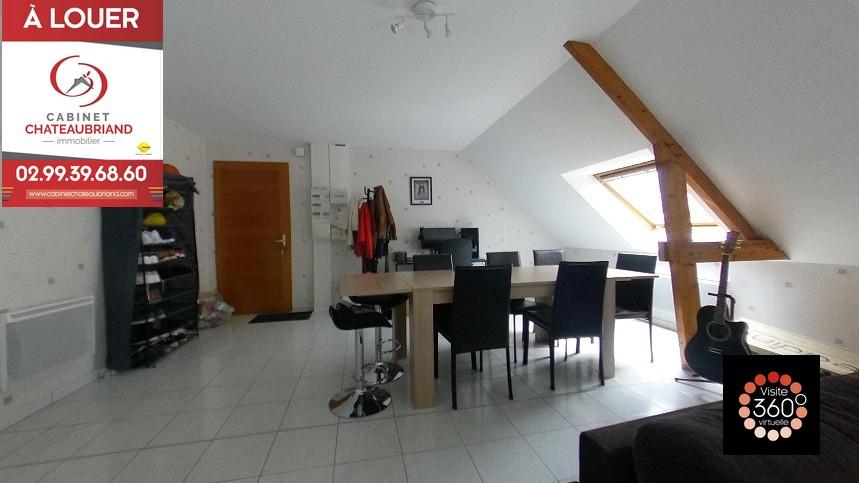 Appartement Mezieres Sur Couesnon 4 pièce(s)