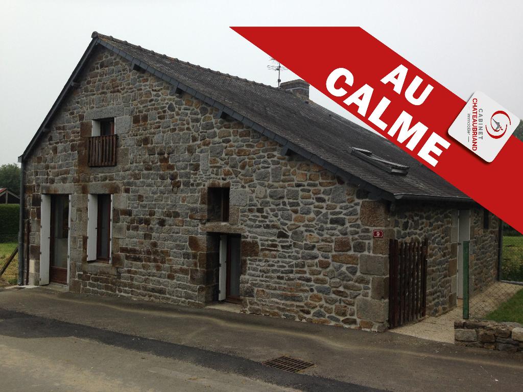 TREMEHEUC - A 3 km de la  gare de COMBOURG