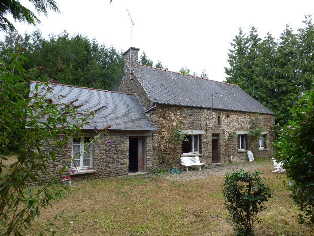 Longère - Baguer Pican 153 m2