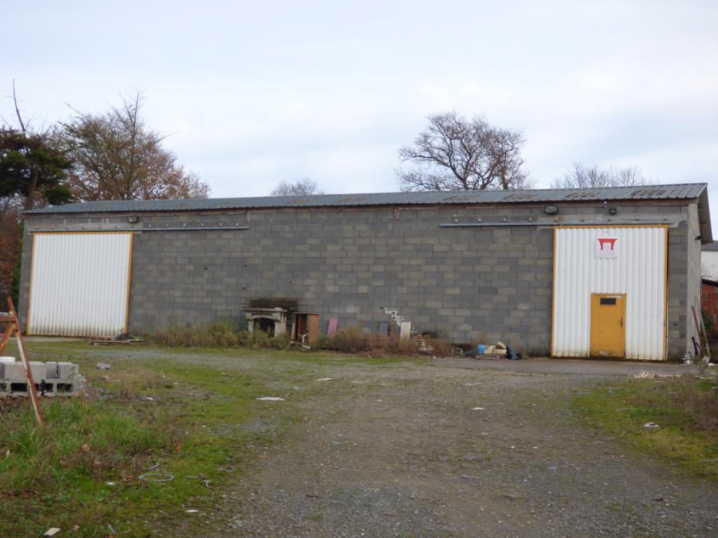 Entrepôt / local industriel Sens De Bretagne 250 m2